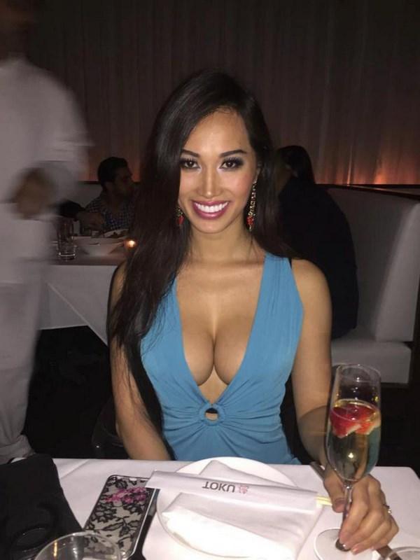 Annonce asiatique coquine aux gros seins sexy